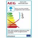Bild 4 von AEG LED-Außenwandleuchte   QUILLAN