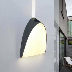 Eco-Light LED-Außenwandleuchte   Apollo