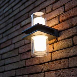 Eco-Light LED-Außenwandleuchte   Mito