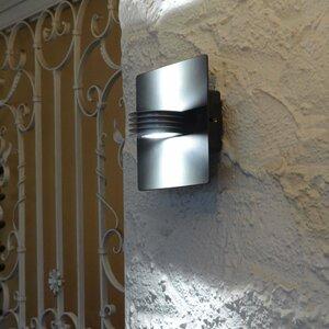Eco-Light LED-Außenwandleuchte   Split