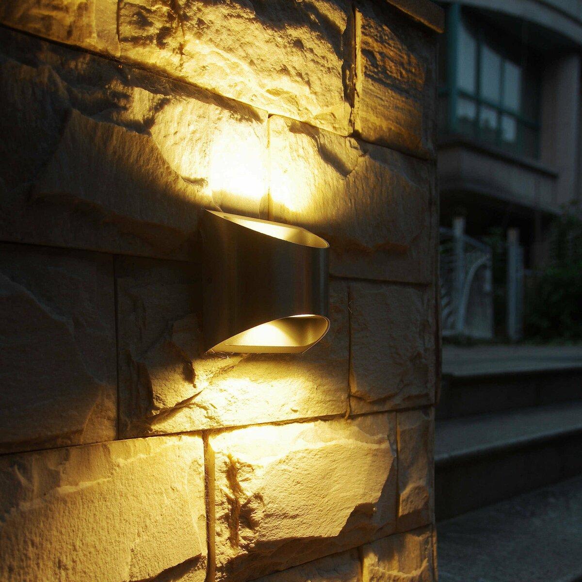 Bild 1 von Eco-Light LED-Außenwandleuchte   Dodd