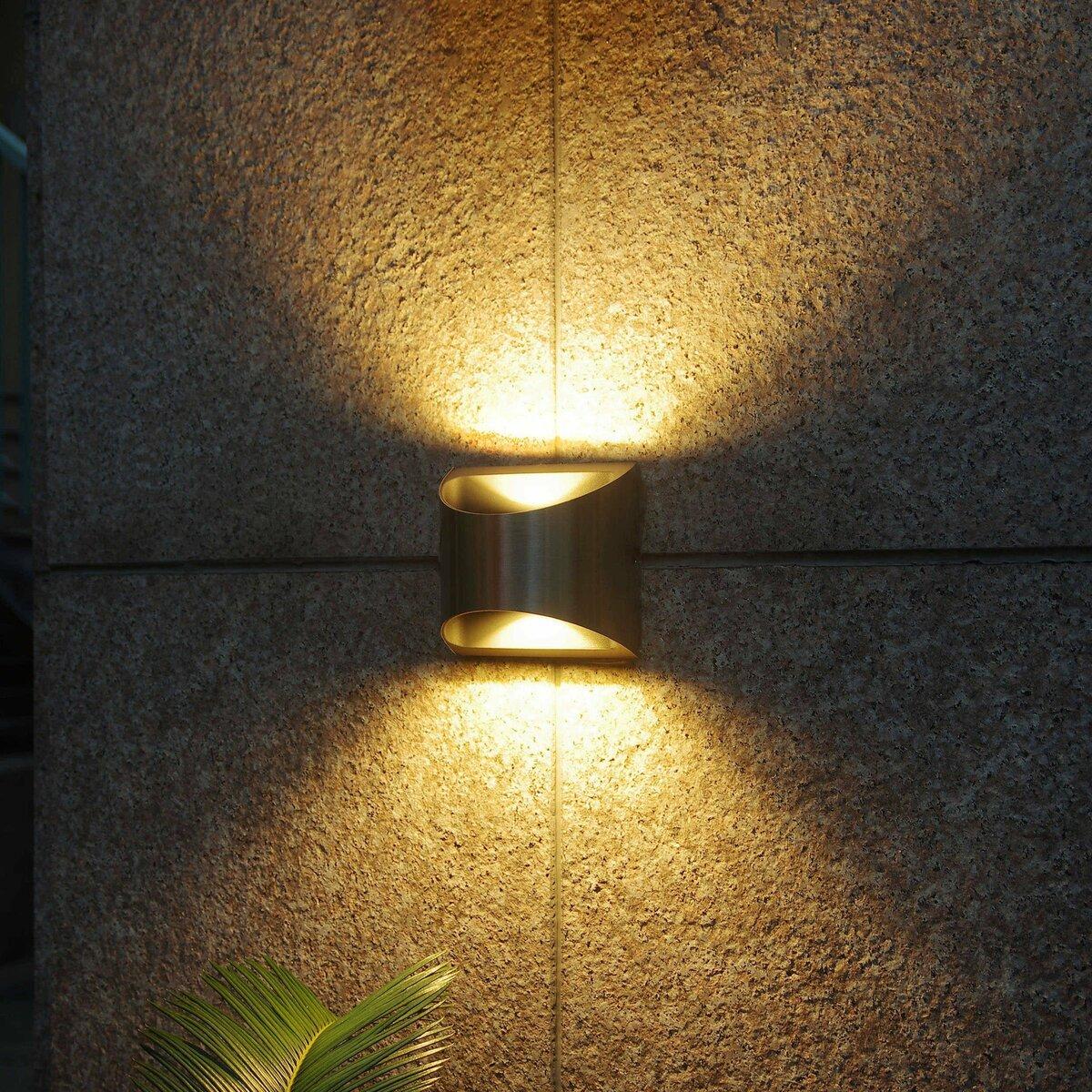 Bild 3 von Eco-Light LED-Außenwandleuchte   Dodd