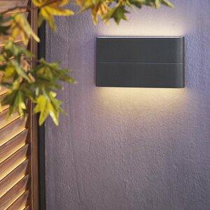 Brilliant LED-Außenwandleuchte   Telesto