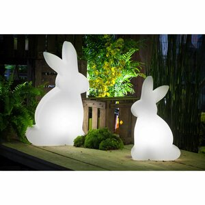 8 seasons Bodenleuchte   Shining Rabbit