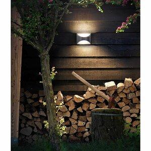 Philips LED-Außenwandleuchte   Herb