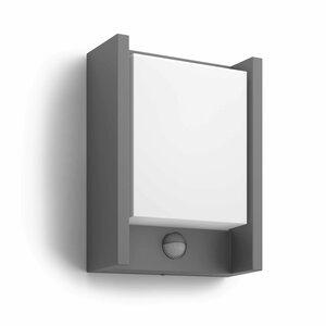 Philips LED-Außenwandleuchte   Arbour