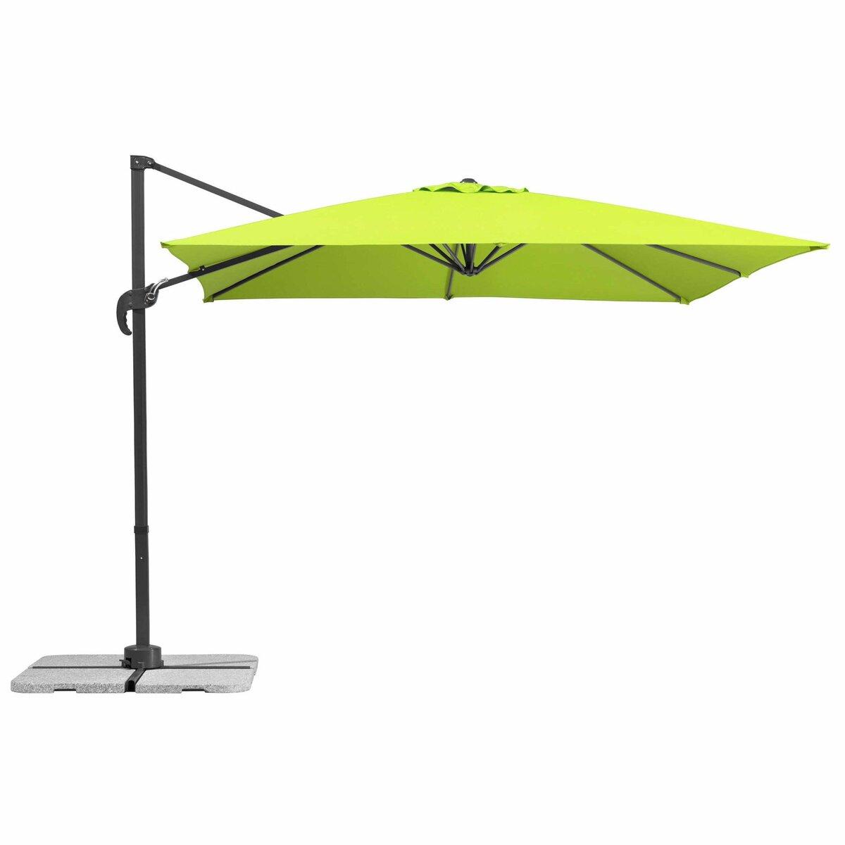 Bild 1 von Schneider Schirme Ampelschirm   Rhodos Junior, apfelgrün