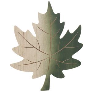 Herbstblattfiguren