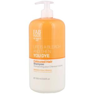 Fab Hair Shampoo für coloriertes Haar