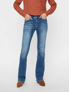 HIGH RISE BOOTCUT-JEANS