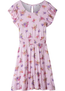 Mädchen Sommer-Jerseykleid leicht