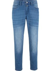 Nachhaltige Boyfriend-Jeans aus recycled Polyester
