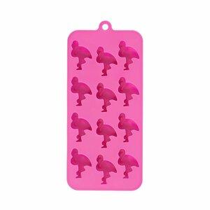 Eiswürfelbereiter Flamingo