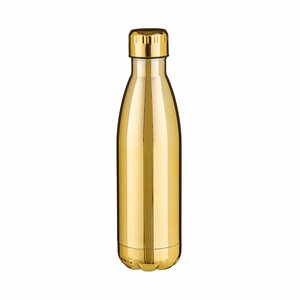 Isolierflasche 500 ml gold
