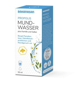 Bakanasan  Propolis Mundwasser 50 ml