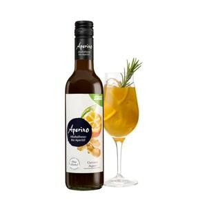 Salus Bio Aperino Curcuma-Ingwer, alkoholfrei 375 ml