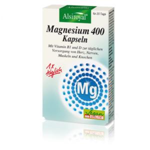 Alsiroyal  Magnesium 400 16,6 g