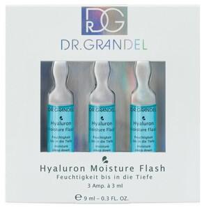 Dr. Grandel  Hyaluron Moisture Flash Ampullen 3 x 3 ml