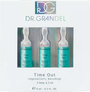 Dr. Grandel  Time Out Ampulle 3x3 ml