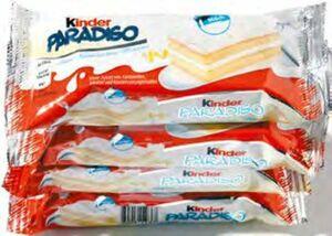 Kinder 4er-Pack Paradiso
