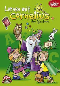 Lernen mit Cornelius dem Zauberer - grün