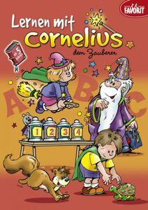 Lernen mit Cornelius dem Zauberer - rot