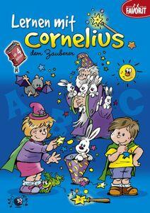 Lernen mit Cornelius dem Zauberer - blau