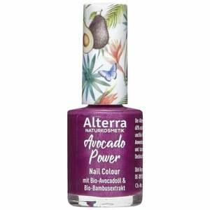 Alterra Nail Colour 08 Berry Power 31.73 EUR/100 ml