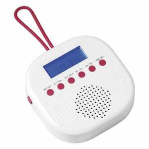 IDEENWELT IDEENWELT Badradio weiß