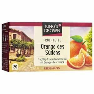 King´s Crown Früchtetee Orange des Südens 2.23 EUR/100 g