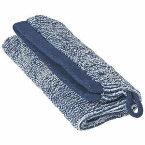 IDEENWELT Waschhandschuh blau