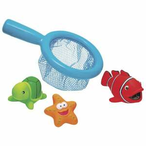 IDEENWELT Badespielset Fischnetz