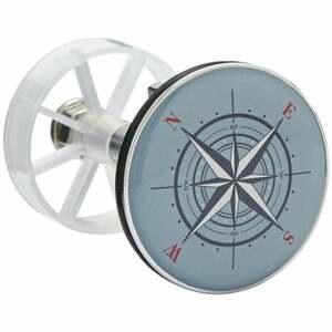 IDEENWELT Ablaufstopfen Kompass