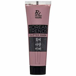 RdeL Young Korean Trends Glitter Mask 5.32 EUR/100 ml
