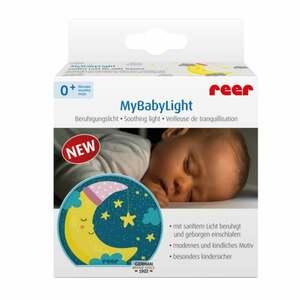 reer MyBabyLight Nachtlicht mit Mond-Motiv