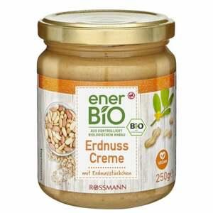enerBiO Erdnuss Creme 0.80 EUR/100 g