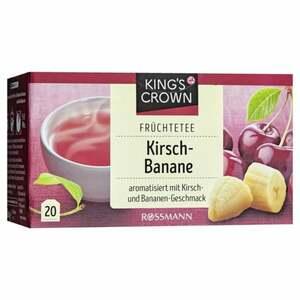 King´s Crown Früchtetee Kirsch-Banane 1.48 EUR/100 g