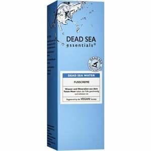 DEAD SEA essentials Dead Sea Water Fusscreme