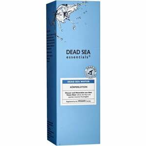 DEAD SEA essentials Dead Sea Water Körperlotion 6.50 EUR/100 ml