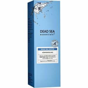DEAD SEA essentials Dead Sea Water Körperpeeling 8.48 EUR/100 ml