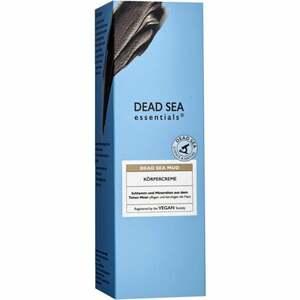 DEAD SEA essentials Dead Sea Mud Körpercreme 8.50 EUR/100 ml