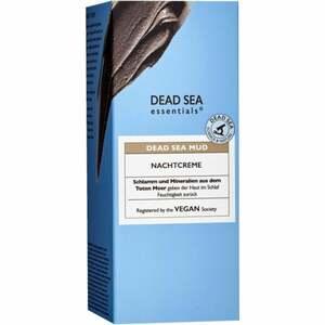 DEAD SEA essentials Dead Sea Mud Nachtcreme 37.98 EUR/100 ml