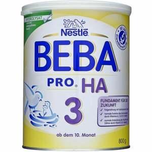 BEBA PRO HA 3 ab dem 10. Monat 24.31 EUR/1 kg