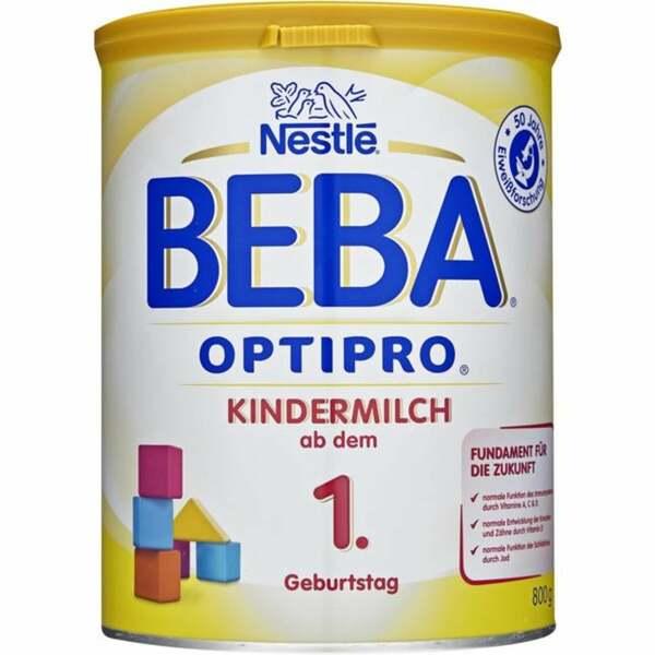 BEBA OPTIPRO Kindermilch ab dem 1. Geburtstag 16.19 EUR/1 kg