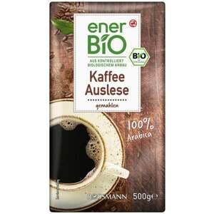 enerBiO Kaffee Auslese gemahlen 7.58 EUR/1 kg