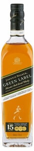 JW Green Label 15y Blended Scotch Malt Whisky