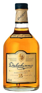 Dalwhinnie Highland Single Malt Scotch Whisky, 15y