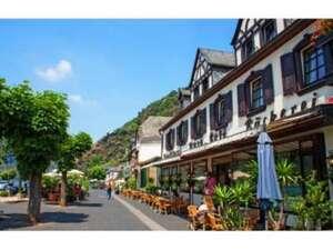 Moselhotel Burg Café Alken
