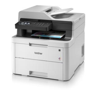 Brother MFC-L3730CDN Farblaser-Multifunktionsdrucker Scanner Kopierer Fax LAN