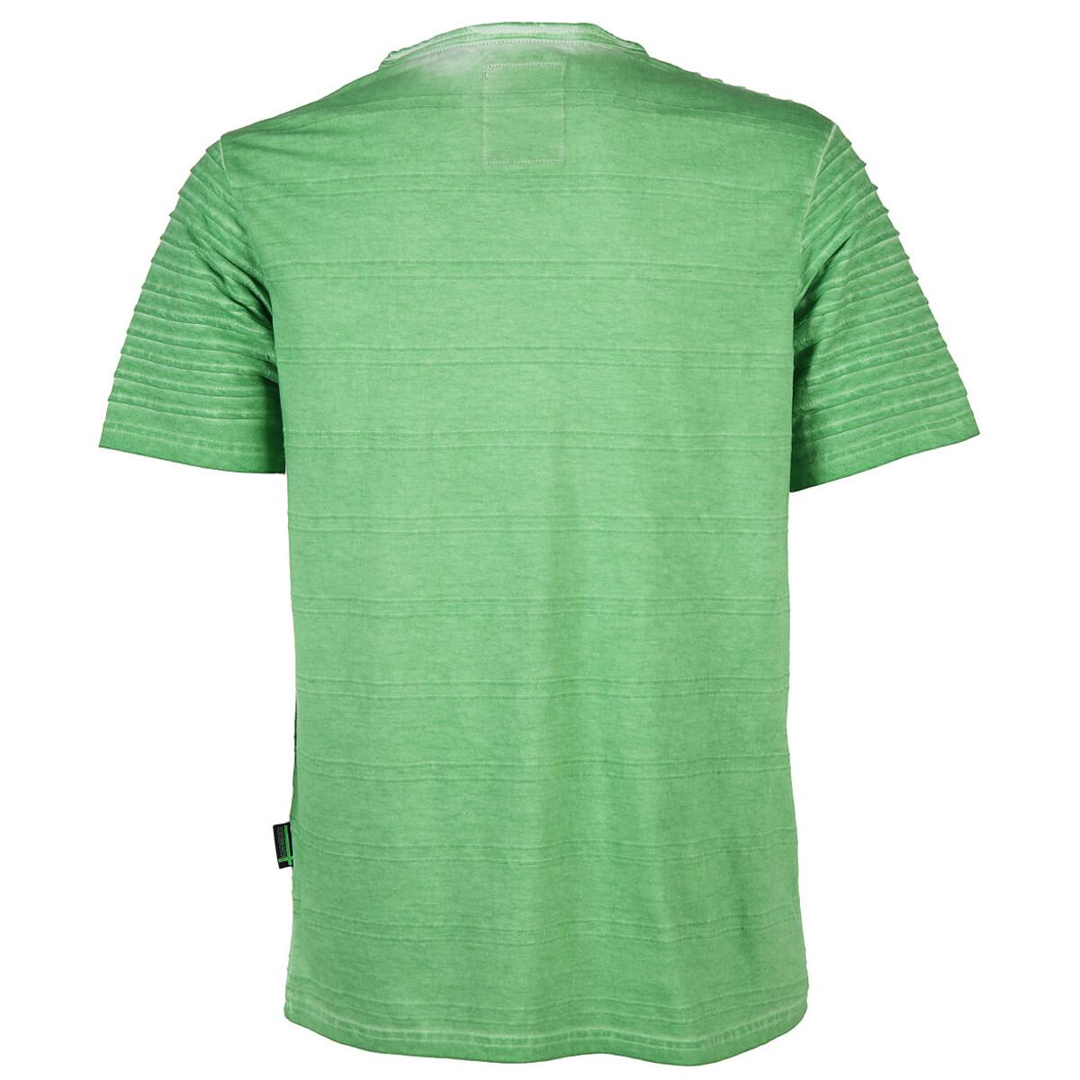 Bild 2 von Herren T-Shirt mit Knopfleiste